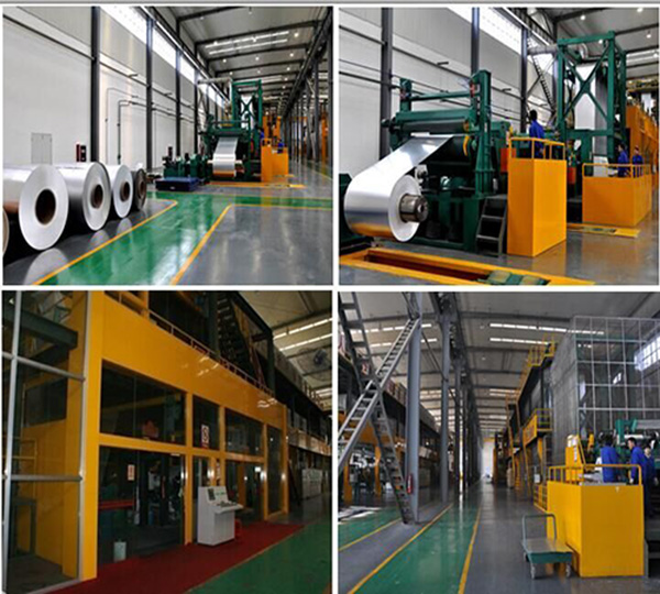 Anhui Wonderful-wall Color Coating Aluminium Science Technology Co., Ltd.