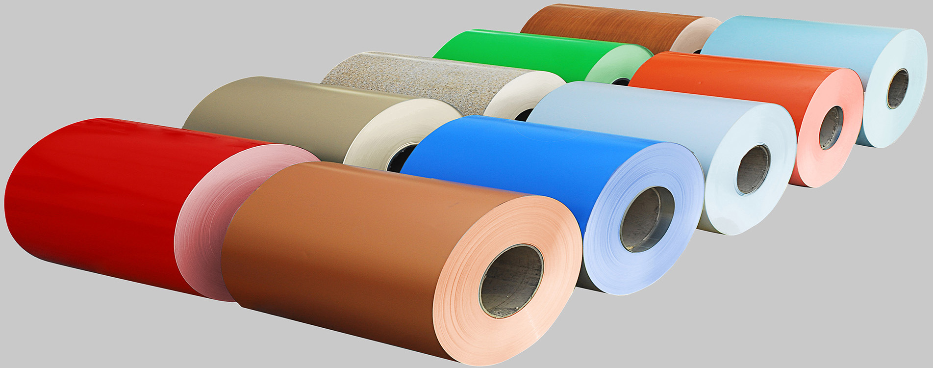 color coated aluminium coils/sheets supplier